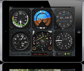 RemoteFlight - Flight Simulator and X-Plane gauges for iPad