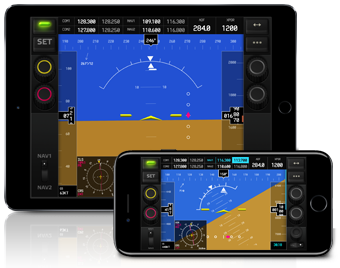 RemoteFlight - Flight Simulator and X-Plane gauges for iPad